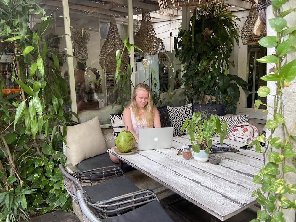 Virtuální asistentka práce na dálku Darja Bali Štastná VA