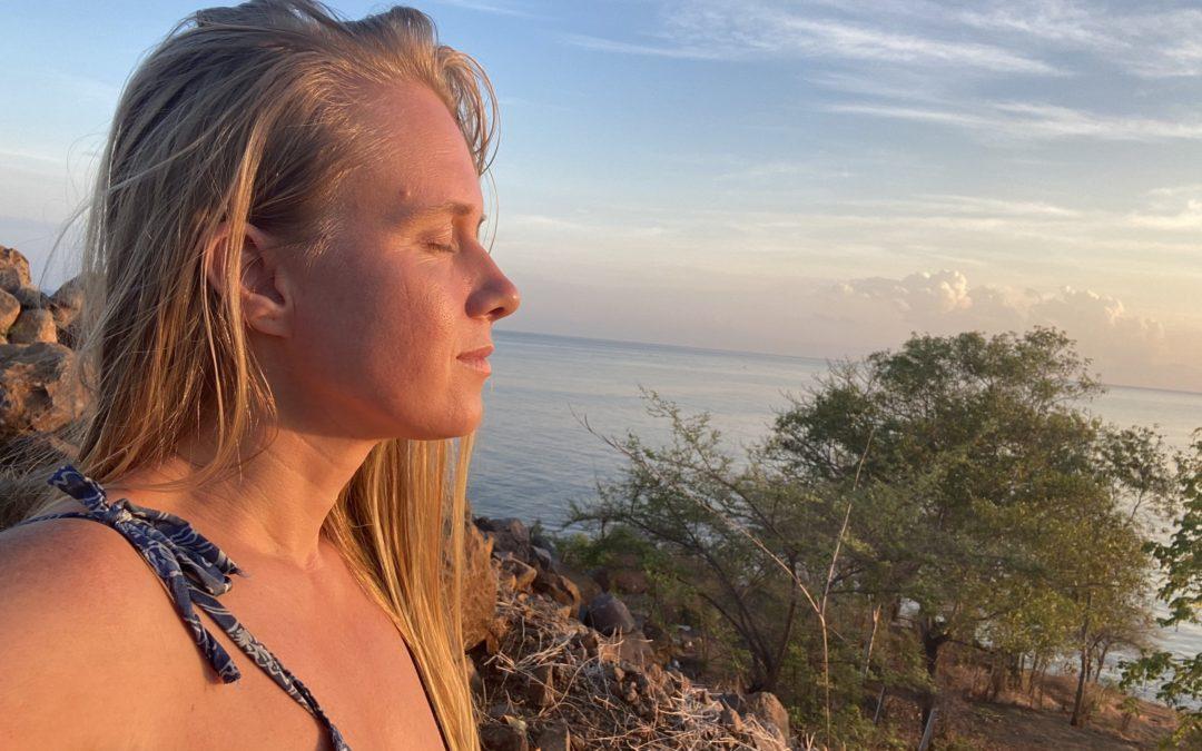 Rok na Bali – díky online podnikání i Co-vidu